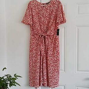 NWT Ralph Lauren Woman Dress